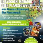IX Bydgoski Maraton Gier Planszowych