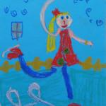 Maja Turowska 6 lat