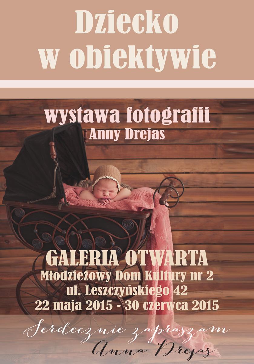 plakat Anna Drejas Fotografia
