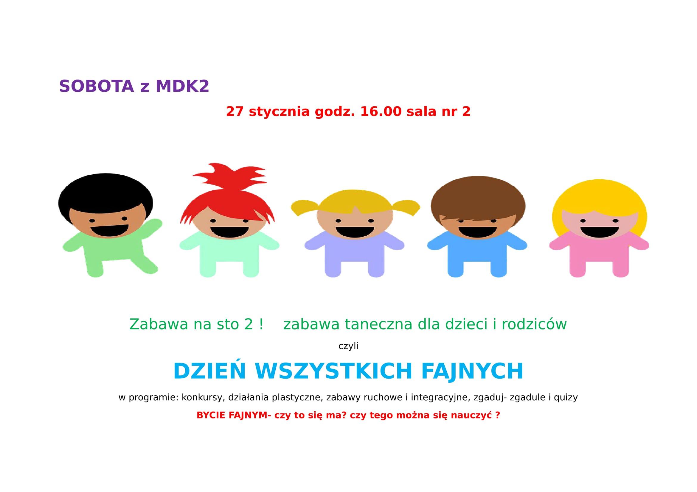 SOBOTA z MDK2-1